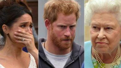 Photo of Реакция Меган Маркл на запрет Королевы использовать в бренде Sussex Royal слово «Royal»