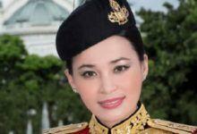 Photo of Новая королева Таиланда Сутхида празднует свой день рождения