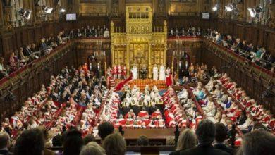 открытие Парламента