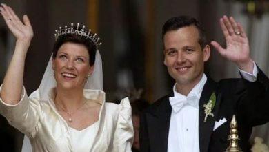 Photo of Принцесса Марта Луиза впервые прокомментировала самоубийство бывшего мужа