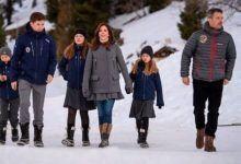 Photo of Снова в школу: принц и принцесса Дании отправили детей учиться в Швейцарию