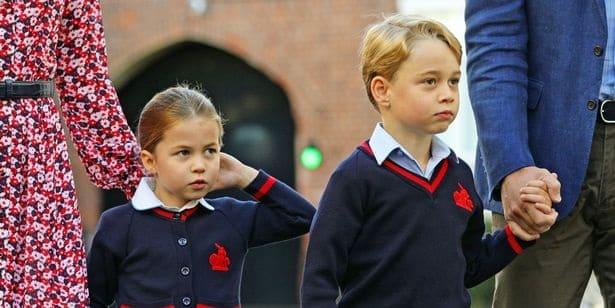 Джордж и Шарлотта