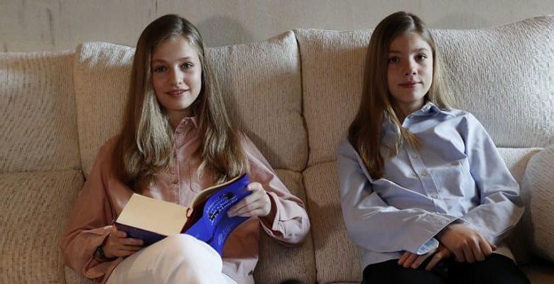 Photo of Принцесса Леонор и инфанта София приняли участие в чтении «Дон Кихота»