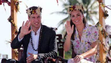 Photo of Герцог и герцогиня Кембриджские получили высшую награду Тувалу